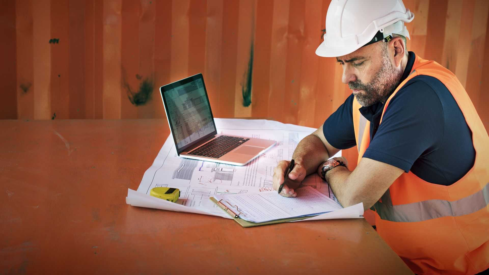 Utility survey foundations Slough
